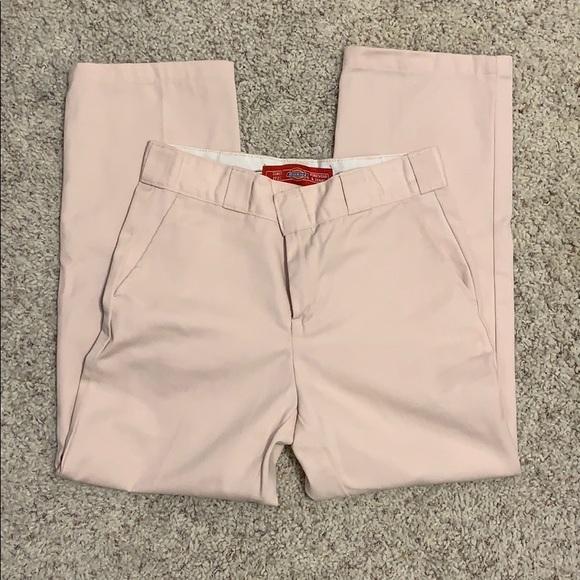 2338aeeb Dickies Pants | Pink | Poshmark